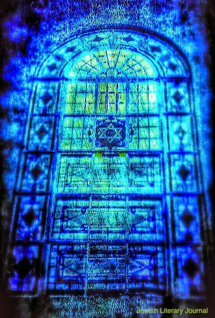 Shul Window Burning Blue.jpg